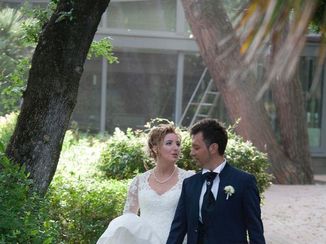 Il matrimonio di Claudio e Biagina a San Vincenzo, Livorno 305