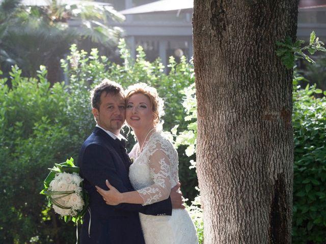 Il matrimonio di Claudio e Biagina a San Vincenzo, Livorno 317