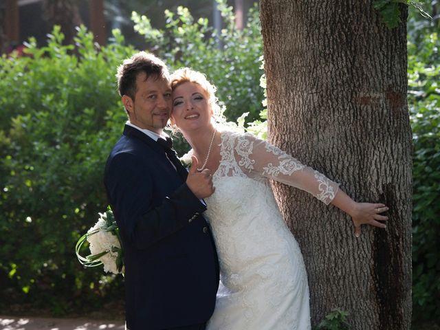 Il matrimonio di Claudio e Biagina a San Vincenzo, Livorno 321