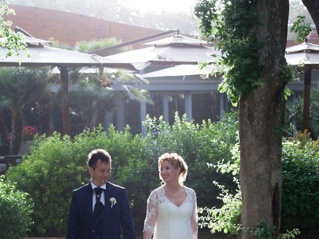Il matrimonio di Claudio e Biagina a San Vincenzo, Livorno 324