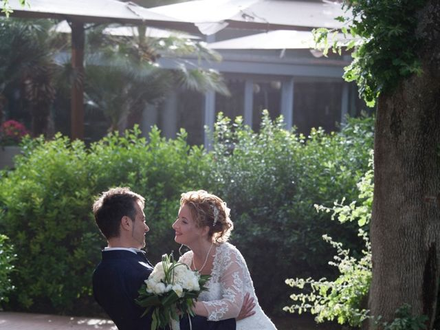 Il matrimonio di Claudio e Biagina a San Vincenzo, Livorno 325