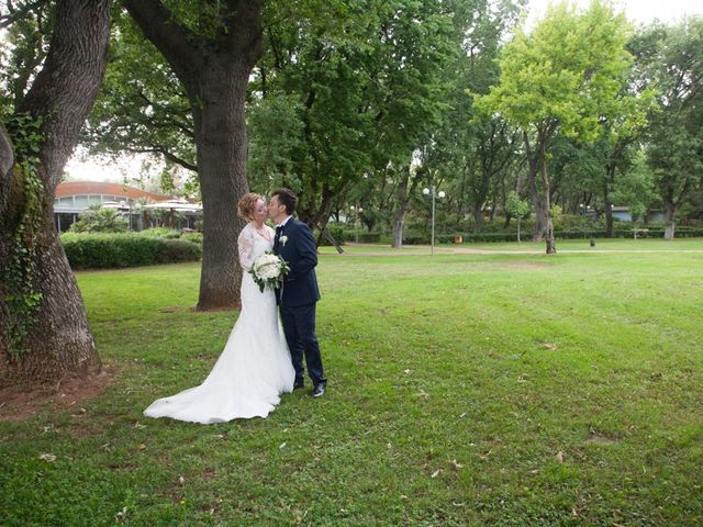 Il matrimonio di Claudio e Biagina a San Vincenzo, Livorno 330