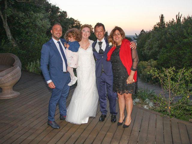 Il matrimonio di Claudio e Biagina a San Vincenzo, Livorno 335