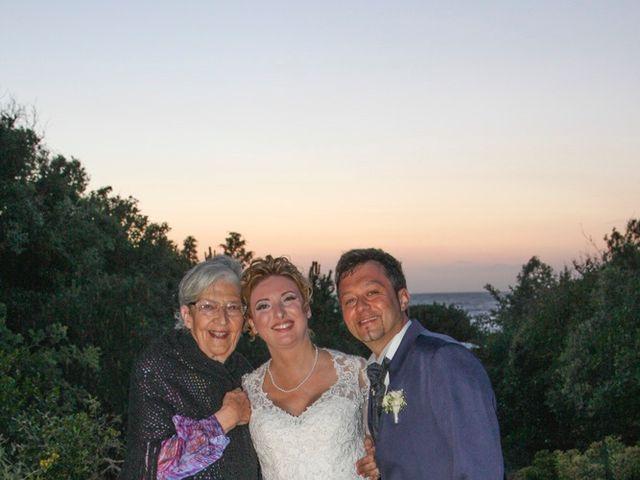 Il matrimonio di Claudio e Biagina a San Vincenzo, Livorno 341