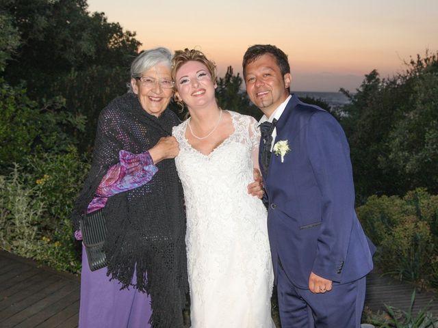 Il matrimonio di Claudio e Biagina a San Vincenzo, Livorno 342
