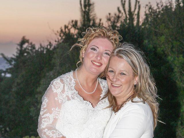 Il matrimonio di Claudio e Biagina a San Vincenzo, Livorno 343