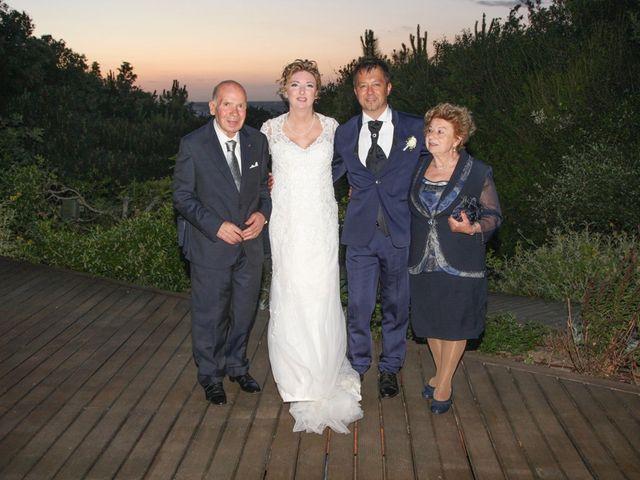 Il matrimonio di Claudio e Biagina a San Vincenzo, Livorno 345