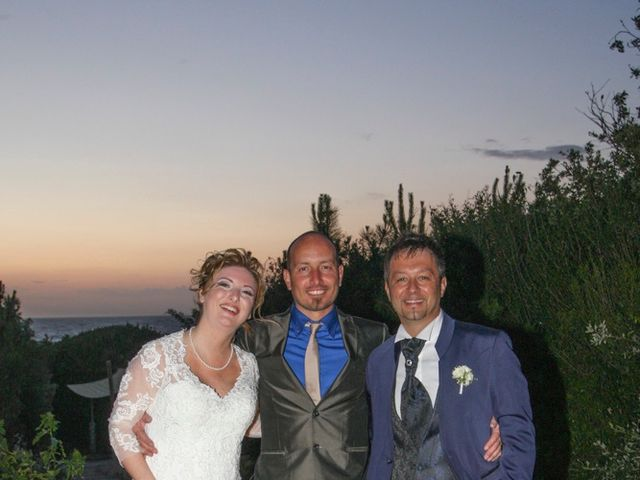 Il matrimonio di Claudio e Biagina a San Vincenzo, Livorno 349