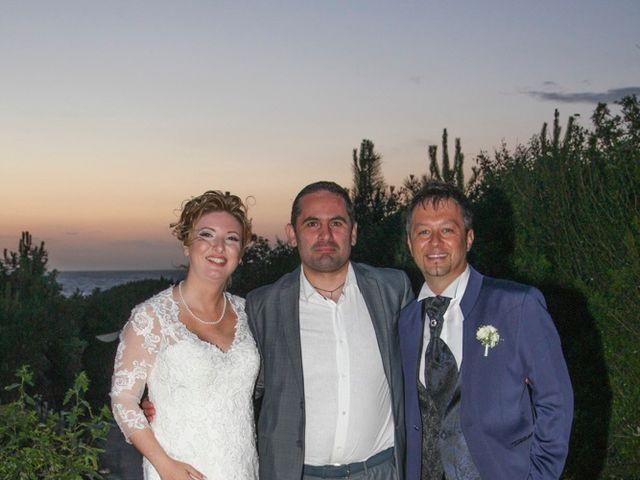 Il matrimonio di Claudio e Biagina a San Vincenzo, Livorno 350