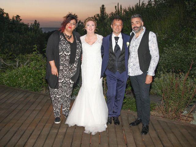 Il matrimonio di Claudio e Biagina a San Vincenzo, Livorno 355