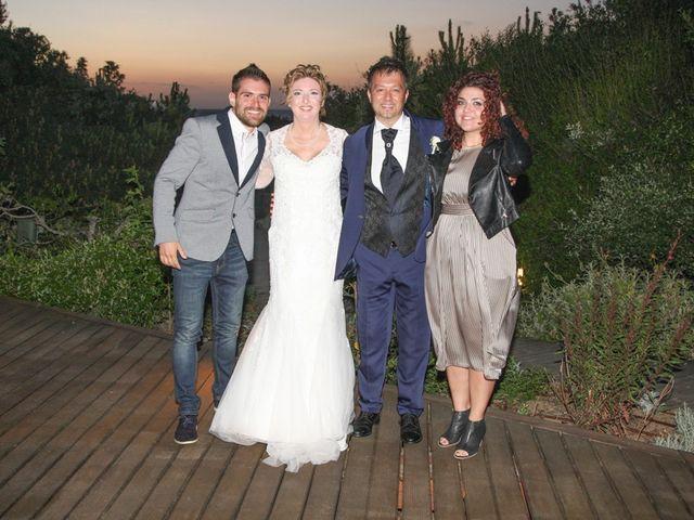Il matrimonio di Claudio e Biagina a San Vincenzo, Livorno 357