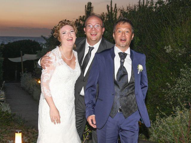 Il matrimonio di Claudio e Biagina a San Vincenzo, Livorno 360