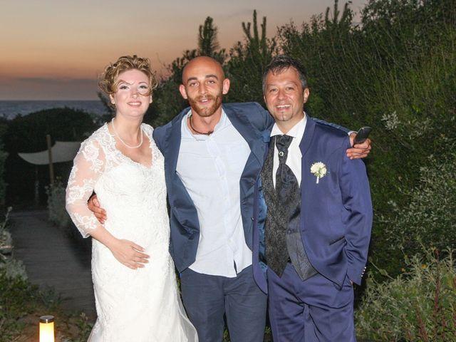 Il matrimonio di Claudio e Biagina a San Vincenzo, Livorno 361