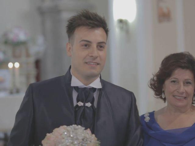 Il matrimonio di Maria e Pier Paolo a Roccella Ionica, Reggio Calabria 1