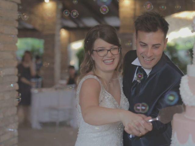 le nozze di Pier Paolo e Maria