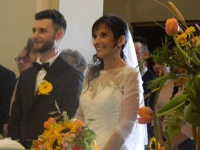Il matrimonio di Giacomo e Raffaela a Cilavegna, Pavia 8
