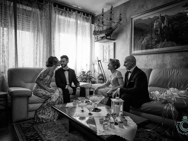 Il matrimonio di Giacomo e Raffaela a Cilavegna, Pavia 11