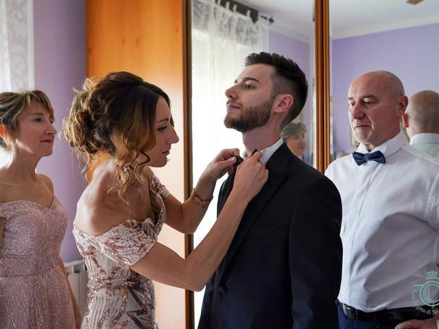 Il matrimonio di Giacomo e Raffaela a Cilavegna, Pavia 14