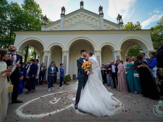 Il matrimonio di Giacomo e Raffaela a Cilavegna, Pavia 2