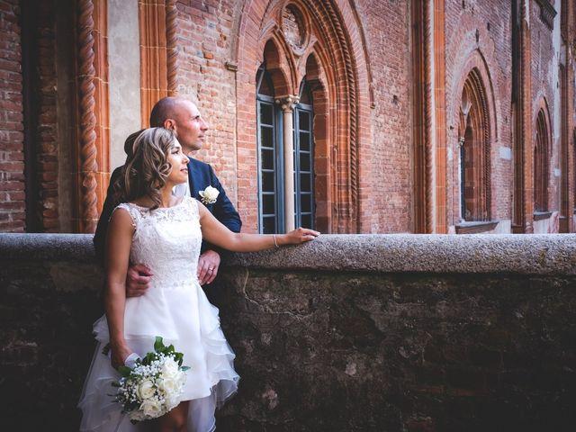 Le nozze di Claudia e Alex