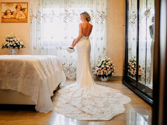 Il matrimonio di Mario e Giusy a Lucera, Foggia 11