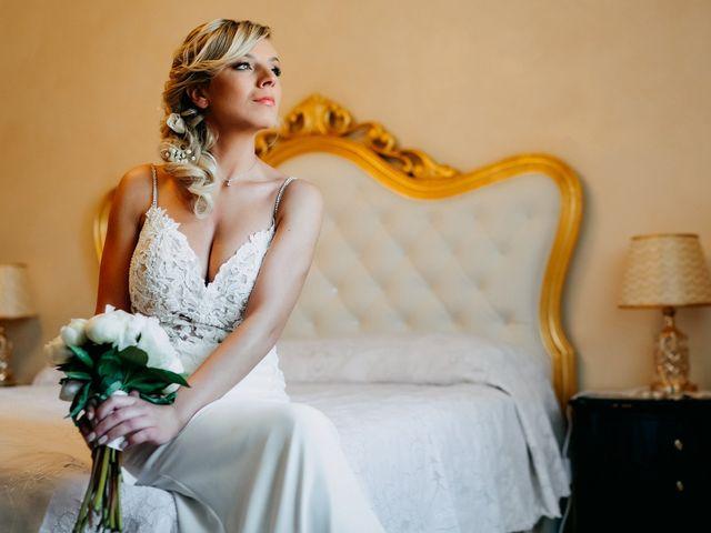 Il matrimonio di Mario e Giusy a Lucera, Foggia 12