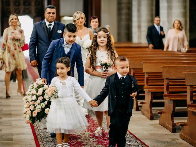 Il matrimonio di Mario e Giusy a Lucera, Foggia 14