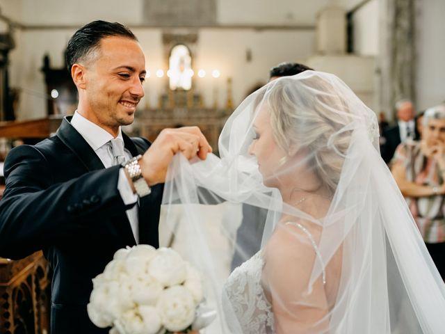 Il matrimonio di Mario e Giusy a Lucera, Foggia 15