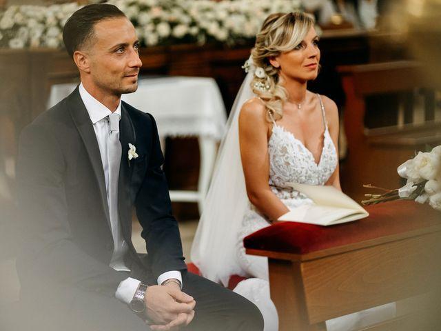 Il matrimonio di Mario e Giusy a Lucera, Foggia 16