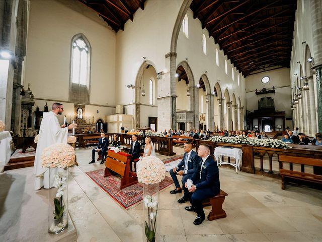 Il matrimonio di Mario e Giusy a Lucera, Foggia 17
