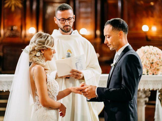 Il matrimonio di Mario e Giusy a Lucera, Foggia 18