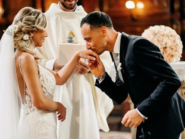 Il matrimonio di Mario e Giusy a Lucera, Foggia 19