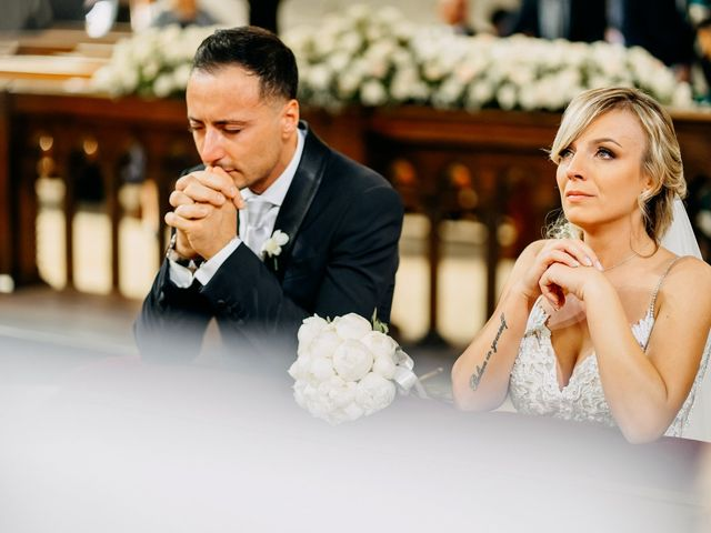 Il matrimonio di Mario e Giusy a Lucera, Foggia 20