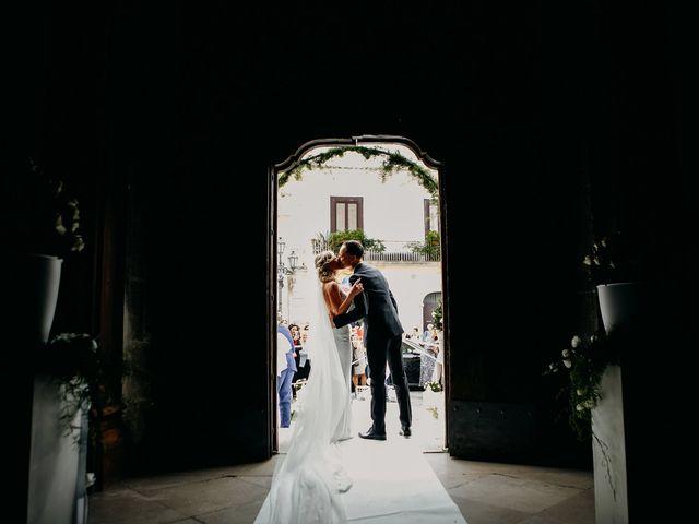 Il matrimonio di Mario e Giusy a Lucera, Foggia 21