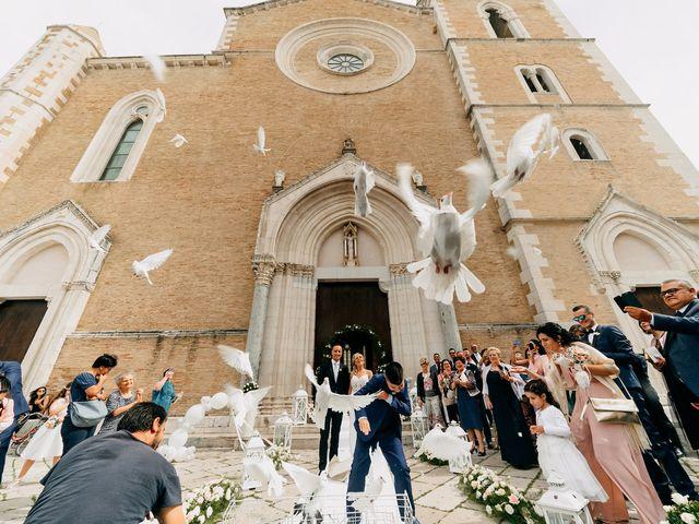 Il matrimonio di Mario e Giusy a Lucera, Foggia 22