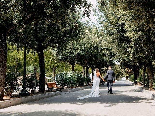 Il matrimonio di Mario e Giusy a Lucera, Foggia 23