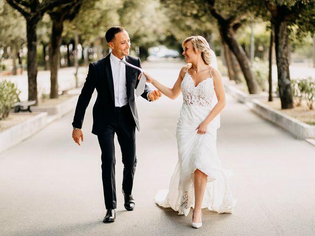Il matrimonio di Mario e Giusy a Lucera, Foggia 24