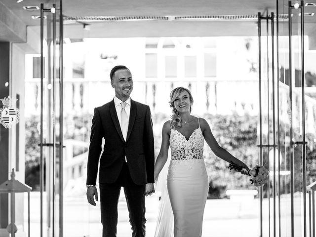 Il matrimonio di Mario e Giusy a Lucera, Foggia 28