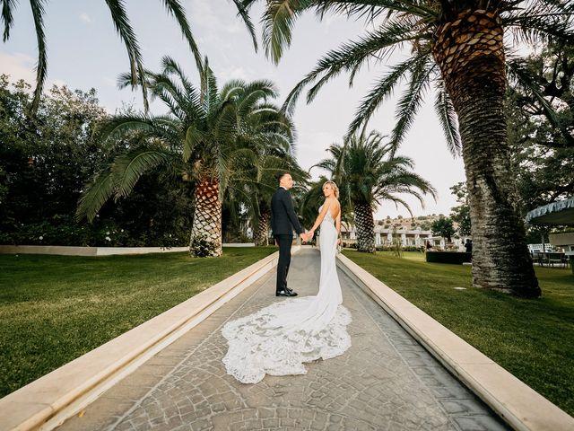 Il matrimonio di Mario e Giusy a Lucera, Foggia 38