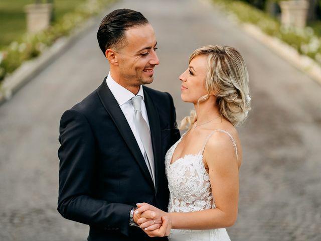 Il matrimonio di Mario e Giusy a Lucera, Foggia 42