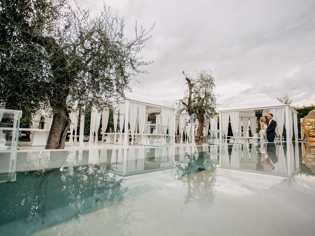 Il matrimonio di Mario e Giusy a Lucera, Foggia 44