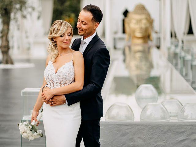 Il matrimonio di Mario e Giusy a Lucera, Foggia 45