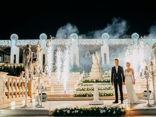 Il matrimonio di Mario e Giusy a Lucera, Foggia 48