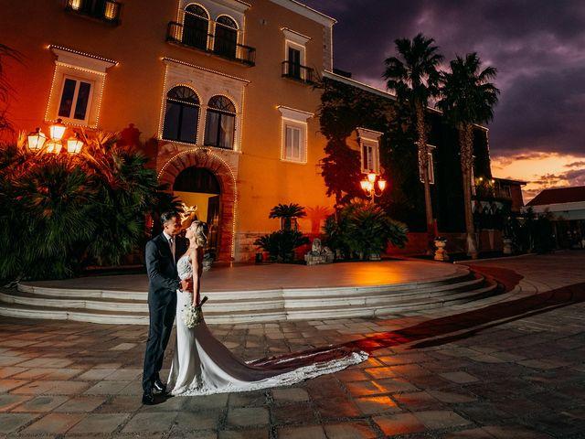 Il matrimonio di Mario e Giusy a Lucera, Foggia 50