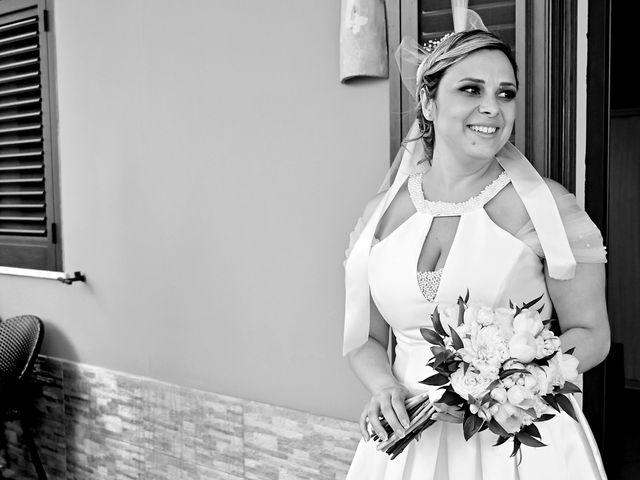 Il matrimonio di Lorenzo e Tiziana a Carpignano Salentino, Lecce 14