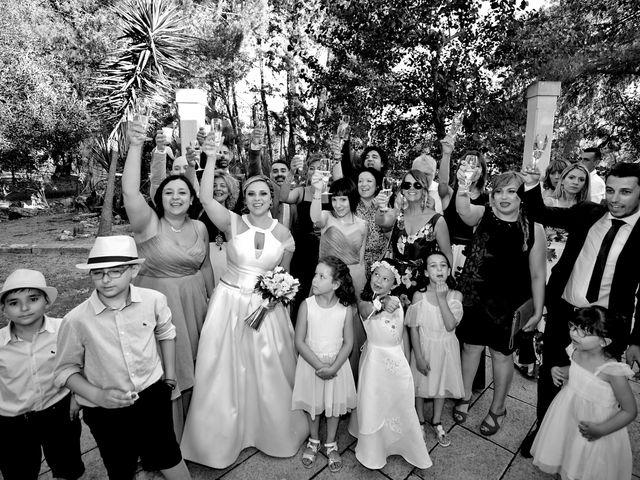 Il matrimonio di Lorenzo e Tiziana a Carpignano Salentino, Lecce 16