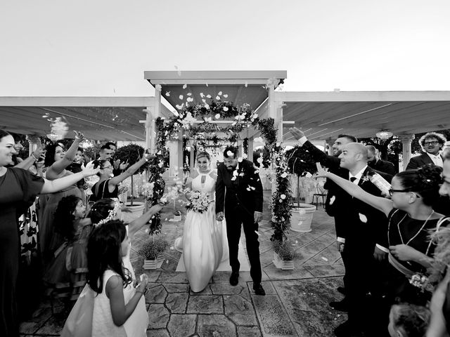 Il matrimonio di Lorenzo e Tiziana a Carpignano Salentino, Lecce 33