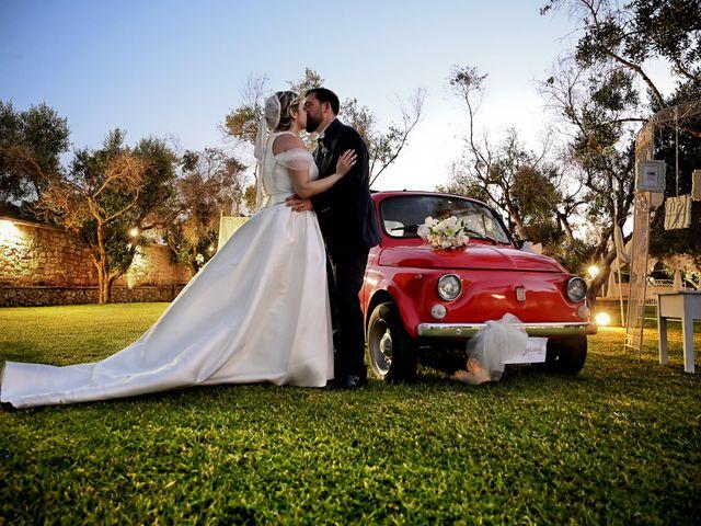 Il matrimonio di Lorenzo e Tiziana a Carpignano Salentino, Lecce 35