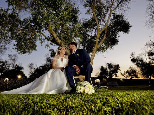 Il matrimonio di Lorenzo e Tiziana a Carpignano Salentino, Lecce 37