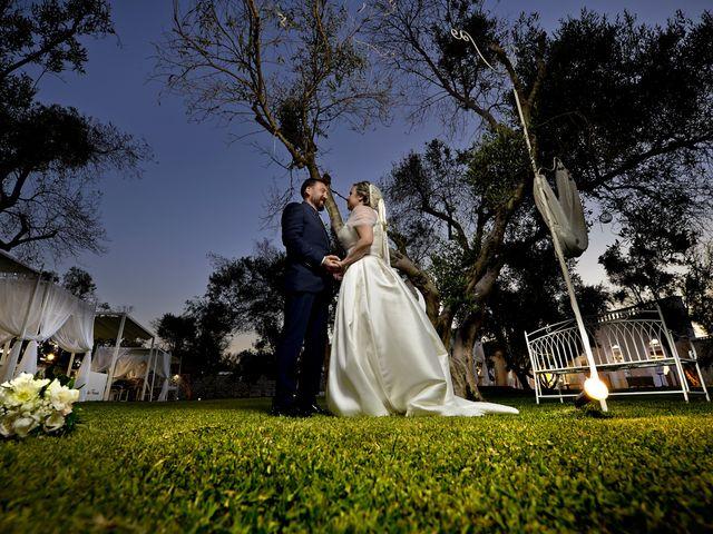 Il matrimonio di Lorenzo e Tiziana a Carpignano Salentino, Lecce 38